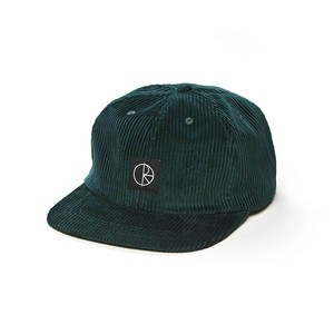 POLAR SKATE CO.  Corduroy Cap Dark Teal ポーラー コーデュロイキャップ