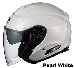 OGK ASAGI Pearl White