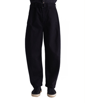 LEMAIRE TWISTED JEANS Black M 201 PA137 LD017