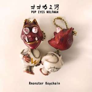 RMonster BALLOON K/C・オオカミ男