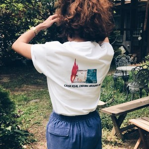 """MA1LL Tシャツ""""END OF MONEY"""""""