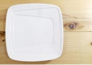 5枚セット 白い食器 プレート 皿 レンジ可 白磁 ポーセラーツにも