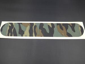 キネシオロジーテープ・プレカットタイプ(カモフラ柄・迷彩色・27.5cm/5枚)
