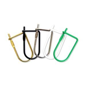 Lixtick - Brass Keyring 全5色