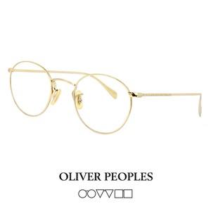 オリバーピープルズ メガネ ov1186 5145 OLIVER PEOPLES COLERIDGE コールリッジ ボストン ラウンドメタル 丸眼鏡