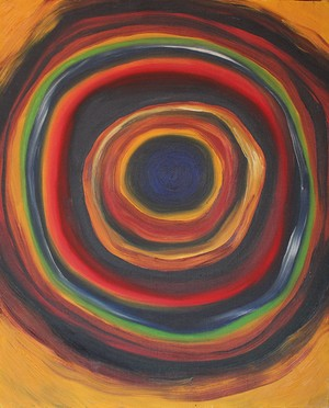 [絵画] circle | 08-03