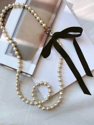 petite robe noire   Necklace(PRN1018)