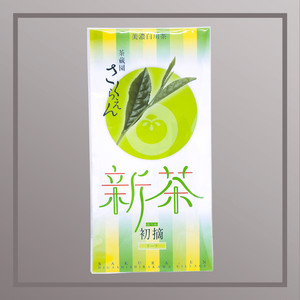 【2021年 新茶】初摘 60g/リーフ