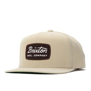 BRIXTON (ブリクストン) JOLT スナップバック キャップ WHEAT (ウィート)