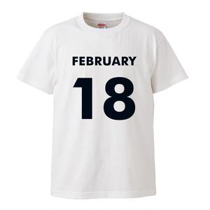 2月18日