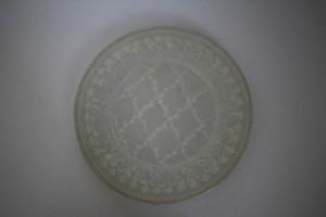 マルヤマウエア|三島6寸平皿㉜