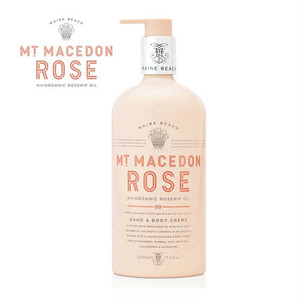 【MAINE BEACH】 ハンド&ボディクリーム MT MACEDON ROSE