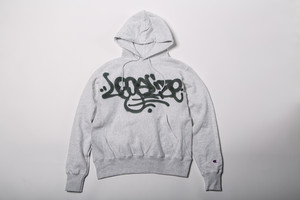 LEGALIZE HAND STYLE HOODY (M)