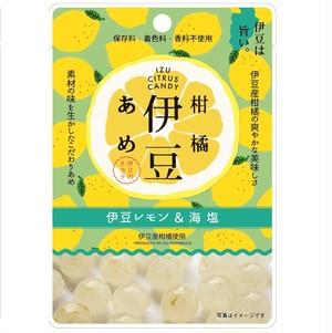 伊豆柑橘 あめ 伊豆レモン&海塩