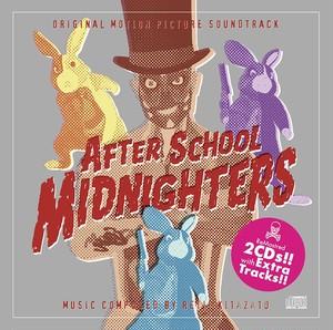 放課後ミッドナイターズ オリジナルサウンドトラック `AFTER SCHOOL MIDNIGHTERS ` ORIGINAL MOTION PICTURE SOUNDTRACK