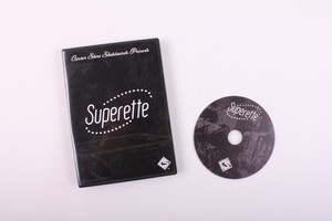 CORNER STORE SKATEBOARDS SUPERETTE DVD