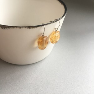Citrine , pierce (new!)