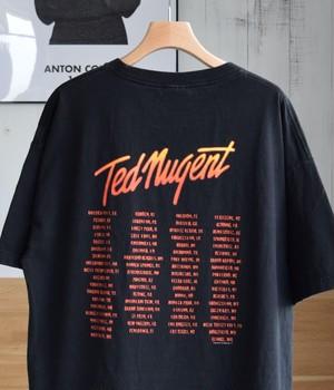 VINTAGE BAND T-shirt -Ted Nugent-