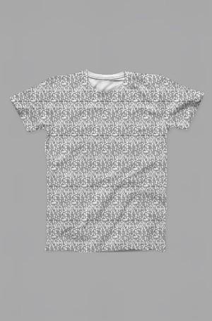 『般若心経』Tシャツ