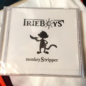 IRIE BOYS / monkey stripper (CD)