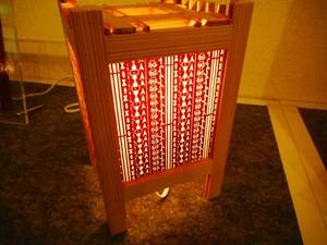 型紙LEDあかり(小)