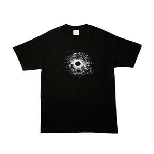 WHIMSY - BULLET HOLE TEE (Black)