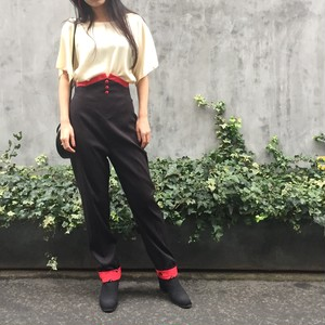 80's high waist pants