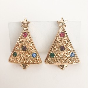 """AVON"" Tree Dangle earring[e-1033]"
