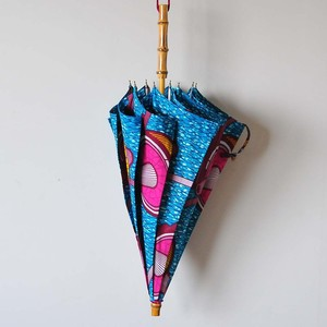 Bon Bon Store アフリカンバティック日傘(F)