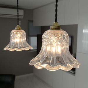ペンダントライト ランプ 照明 Melania(メラニア) ガラス LED対応