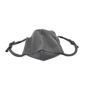 ③メガネが曇りにくく息がしやすいマスク【立体マスク】【グレー】 [大人用サイズ]【全国送料無料】
