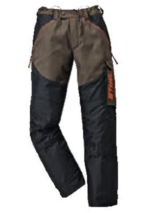 FS3 プロテクト 刈払機/クリアリングソー用防護ズボン