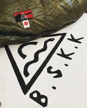 <予約・数量限定>SURVIVAL CODE SLEEPING BAG