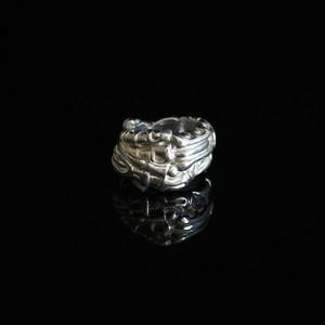 BioMechanical Serpent Ring