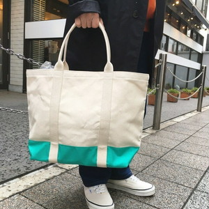 "CEDAR KEY / CANVAS TOTE ""White Head Eagle別注"""