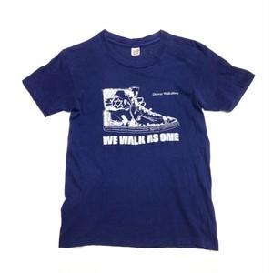 Tシャツ/we walk as run  70's   【古着】