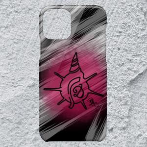 【iPhone11Pro対応】D-Logoブラックハードケース*かっこいい×ミステリアス
