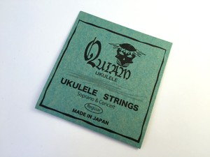 UKULELE STRINGS Black Regular