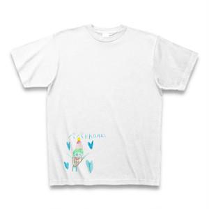 【tomohime様専用】子どものお絵かきTシャツ PaPa thanks2