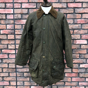 1970s Barbour Gamefair Jacket 1Crown UK34 Olive