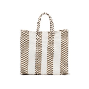 MERCADO BAG 4LINES-Gold (S)