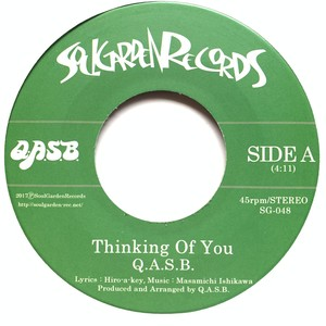 Q.A.S.B.『 Thinking Of You 』