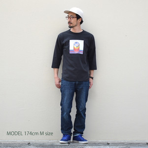 "TAB × LINX JOINT CREATION コラボ七分Tee ""Daydream Journey"""