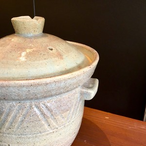 土楽の煮込み鍋 窯変煮込鍋