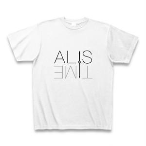 ALIS TIME Tシャツ(メインロゴ)