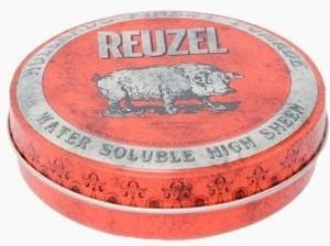 【店頭販売のみ】Reuzel Pomade -RED-(ルーゾーポマード レッド) 【水溶性: ノーマルホールド】