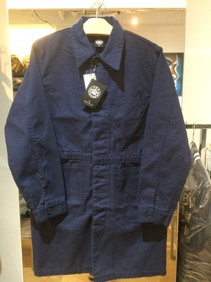 "ANDSUNS(アンドサンズ) ""BRD MECHANIC SUNS CORT"" [Navy]"