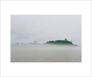 犬山城ポストカード『風薫る』5種セット