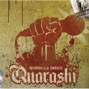 【USED】Quarashi / GUERILLA DISCO