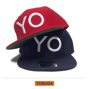 YOSUGA『YOSUGAのYO』SNAPBACK CAP